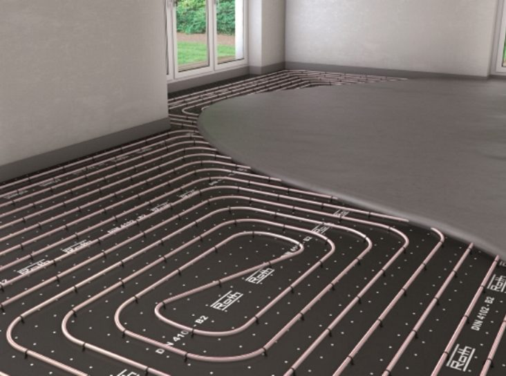 Underfloor Heating Training